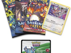 Pokemon: Shining Fates: Mad Party Pin Collection