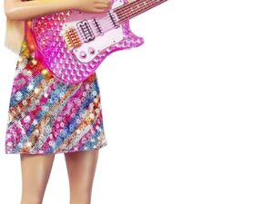 Singing Barbie® Doll with Music & Light-Up Features Blonde