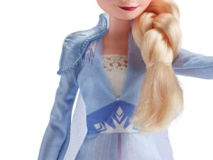 Hasbro F0592 Disney's Frozen 2 Elsa Frozen Shimmer Fashion Doll