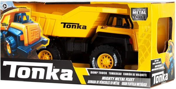 Knex Tonka Mighty Metal Fleet