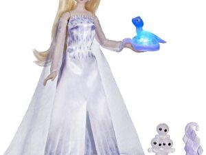 Hasbro F2230 Disney Frozen 2 Talking Elsa and Friends