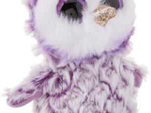 TY 36325 – Moonlight Owl Beanie Boo Plush Toy
