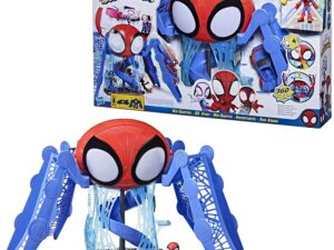 Hasbro F1461 Spidey And His Amazing Friends Web-Quarters Playset