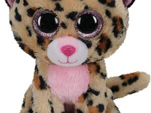 TY 36367 – Livvie the Leopard Beanie Boo Plush Toy