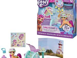 Hasbro F2863 My Little Pony Movie Sparkling Scenes Assortment