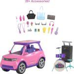 Barbie: Big City, Big Dreams™ Transforming Vehicle Playset