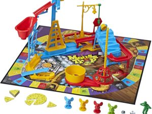 Hasbro C0431 Gaming Mouse Trap Game