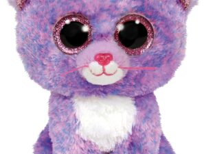 TY 36248 – Cassidy Cat Beanie Boo Plush Toy
