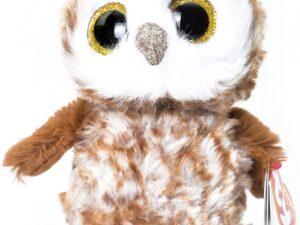 TY 36326 – Percy Barn Owl Beanie Boo Plush Toy