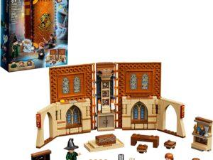 LEGO Marvel 76382 Hogwarts™ Moment: Transfiguration Class
