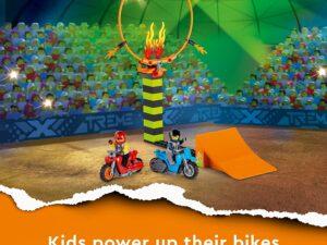 LEGO City 60299 Stunt Competition