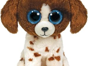 TY 36249 – Muddles Dog Beanie Boo Plush Toy