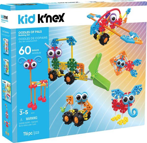 Knex Kid K'NEX Oodles of Pals Building Set