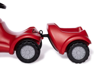 Rolly Toys 12208 Rolly Red Mini Trac Trailer