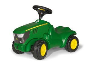 Rolly Toys 13207 Rolly Minitrac John Deere 6150R with Squeaky horn