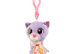 TY 35244 – Mini Boo Collectible Clips Cassidy the Speckled Cat