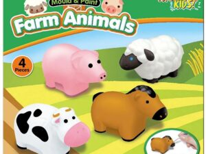 Androni Mould & Paint Your Own Farm Animals