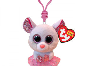 TY 35246 – Mini Boo Collectible Clips Nina Mouse