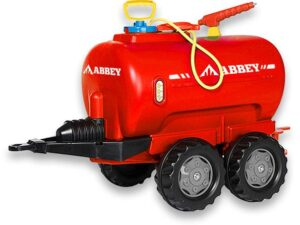 Rolly Toys 12904 Rolly Abbey Tanker – Pump