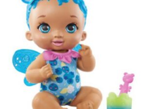 Berry Eater Blueberry Butterfly Winged Toy Doll